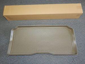 New OEM 2002-2009 Isuzu Ascender Rear Cargo Tray Floor Mat Cashmere Chevy GMC