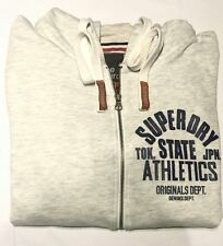 Superdry summer hoodie with zipper soft Small, Medium,Large, XL,2XL  available