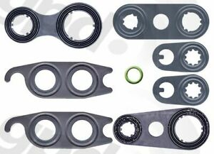 Global Parts Distributors 1321234 A/C System O-Ring and Gasket Kit