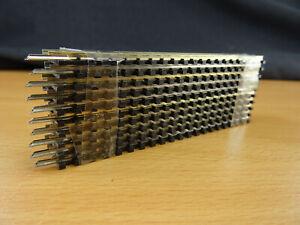 Minitrix N gerades Gleis 14904 / 4904  10 Stück T 239 Gebraucht