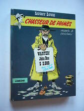 LUCKY LUKE  EO  LE CHASSEUR DE PRIMES