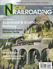 N Scale Railroading 38 2006 Milwaukee Renslow Trestle Alco RSC2 C&O Coal Hopper