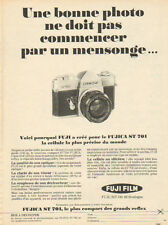 Publicité  //  FUJICA  ST  701  FUJIFILM