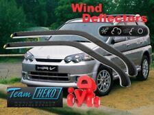 HONDA HR-V 2000 - 2005  5.doors Wind deflectors 2.pc  HEKO 17122 for FRONT DOORS