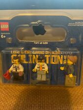 2016 Lego Store Grand Opening Arlington, VA Minifigures #121 of 400 NEW