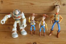 x 3 Woody & Buzz Lightyear Action Toys