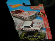 Hot Wheels Pontiac GTO 2 x