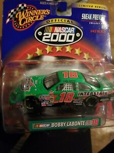 2000 Winners Circle Bobby Labonte #18 Interstate Batteries  limited series