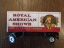 Ho Ras Wild West Circus Wagon