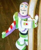 Disney Parks Buzz Lightyear Toy Story Snuggle Snapper Slap On Hugging Plush