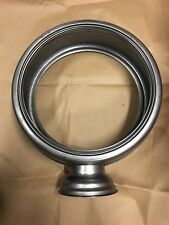 Gas Pump 13 1/2in. Steel Globe body with retainer Rings