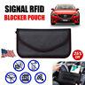 Car Key Signal Blocker Case Faraday Cage Fob Pouch Keyless Blocking Bag