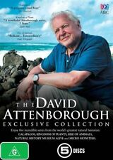David Attenborough (DVD, 2014, 5-Disc Set)