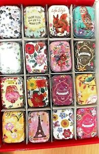 Collectables Pill Box Tablet Storage Pill Case Trinket Container wild life MM