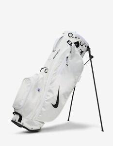 Nike Sport Lite Golf Bag 5 Way Divider White