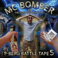MC Bomber - Pberg Battletape #5 (Vinyl LP - 2019 - DE - Original)