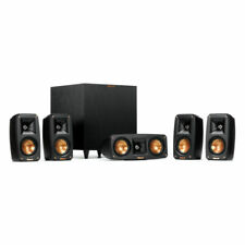 Klipsch Reference Theater Pack 5.1 Theater System New In Box Msrp $1,149