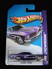 2013 Hot Wheels Super Treasure Hunt '64 BUICK RIVIERA >> *6 cars posted for $6!