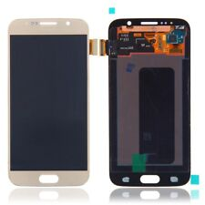 Genuine Service Pack Samsung Galaxy S6 G920 Gold LCD Screen & Digitizer (GOLD)