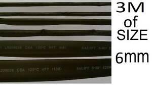 3M Heat shrink tubing, 6mm, electrical, car, wiring