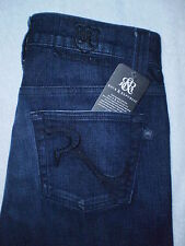 Rock & Republic Neil Straight Leg Mens Button Fly Jeans Size 31 X 35 New $186