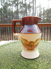 """MCCOY """"THE SPIRIT OF 76"""" SMALL PITCHER  200TH ANNIVERSARY OF AMERICA  1972"""