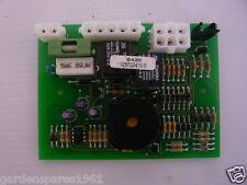Mountfield/Castelgarden/Twincut//Stiga Alpina Circuit Board P/N 125722410/1 J92