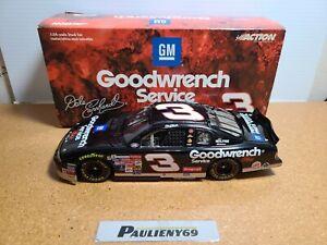 2000 Dale Earnhardt Sr #3 GM Goodwrench Service Plus 1:24 NASCAR Action MIB