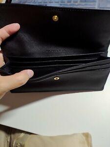 Michael Kors Jet Set Travel Trifold Wallet, Large - Black