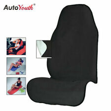 AUTOYOUTH 1PC Universal Car Cushion Towel Pad Car Decoration Black