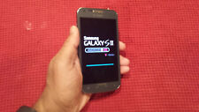SAMSUNG Galaxy S2 SGH-T989 T-Mobile 16GB Black Smartphone Clean IMEI VGC!
