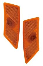 FIT FORD RANGER 2019-2020 FRONT SIDE MARKER LIGHTS LAMPS W/BULB PAIR