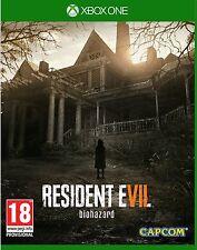 Resident Evil 7 Biohazard XBOX ONE