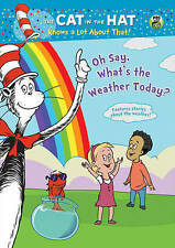 The Cat in the Hat Knows a Lot About That: Oh Say, Whats the Weather Today (DVD,