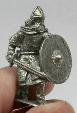 Unpainted Tin Pre-1500 Toy Soldiers