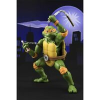 BANDAI	TMNT MICHELANGELO FIGUARTS WEB EX TEENAGE MUTANT NINJA TURTLES