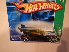 2008 Hot Wheels Treasure Hunt Drift King Short Card