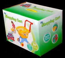 Shopping Trolley Kids pretend play SUPERMARKET shop toy GLEN IRIS Mini Cart