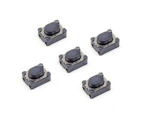 5x AMAKEY Mikroschalter Mikrotaster für Autoschlüssel Fernbedienung | AMKM2