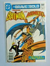 Brave and the Bold #170 1st Series 8.5 VF+ (1981)