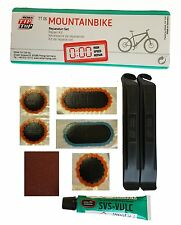 REMA TIP TOP TT 05 Mountain Bike forare riparazione KIT Patch BICICLETTA CAMERA D'ARIA