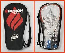 "Ektelon Energy ""Play with Fire� Titanium Racquetball Racket Set"