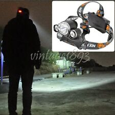 Bicycle Fishing Hunting Head Light Lamp Outdoor Sports Accessories Flashlight