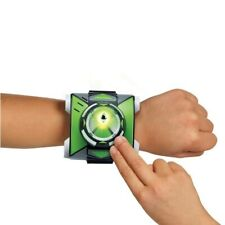 Ben 10 Basic Omnitrix With Sound Effects & Phrases Watch Gadget Light Up Project