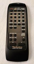 GENUINE Technics Remote RAK-SL122WH SLPD1000 SLPD1010 SLPD867 SLPD967 SLPD987