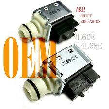 4l60e 4l65e shift solenoid 2pc 93up 1-2 2-3 A&B Chevy Corvette Chevy Camaro