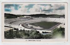 NATIONAL FOOTBALL STADIUM: Portugal postcard (C20389)
