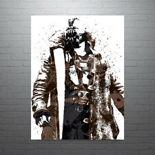Bane Batman Dark Knight Rises Movie Poster FREE US SHIPPING