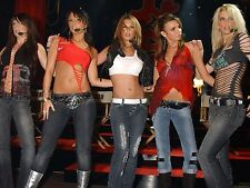 """GIRLS ALOUD 10 x 8 PHOTO.FREE P&P AFTER FIRST PHOTO. """"LOADS MORE PHOTOS"""" 7"""
