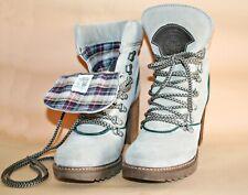 Tamaris Damen Stiefel Stiefeletten Boots Winter Gr.39 beige
